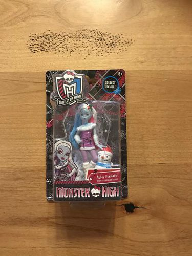 Monster High Abbey Scary Cute Howliday Figure! for sale in South Jordan , UT