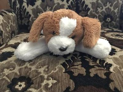 Barbie Stuffed Animal Puppy That Barks!