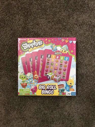Shopkins Big Roll Bingo! Please Read Details! for sale in South Jordan , UT