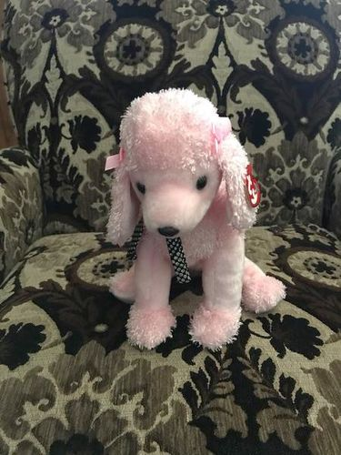 Ty Beanie Buddy! Brigitte The Poodle! See Details! for sale in South Jordan , UT