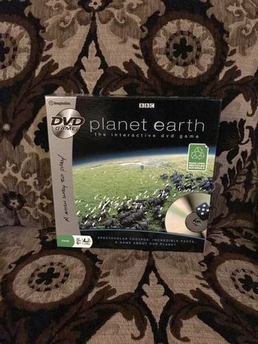 Planet Earth The Interactive DVD Game!  for sale in South Jordan , UT