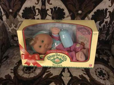 Cabbage Patch Newborn Holiday Edition 2005!
