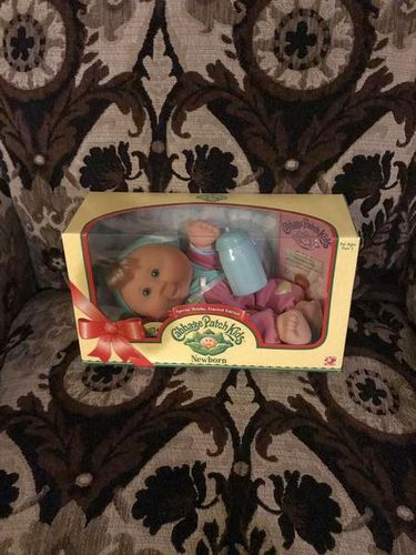 Cabbage Patch Newborn Holiday Edition! See Details for sale in South Jordan , UT