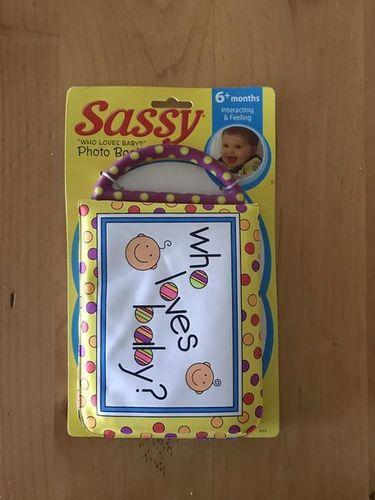 "Sassy ""Who Loves Baby?"" Photo Book! for sale in South Jordan , UT"
