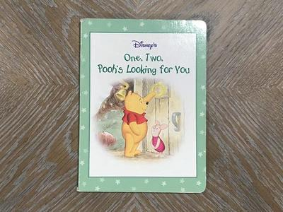Disney's One, Two, Pooh's Looking For You!
