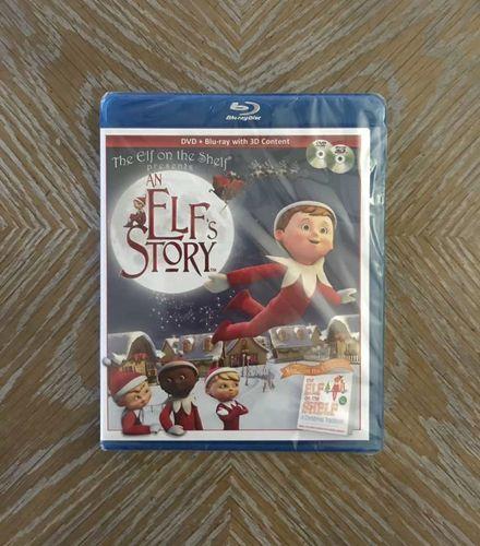 The Elf On The Shelf DVD! See Description! for sale in South Jordan , UT