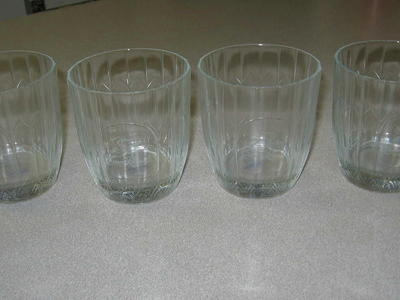 Von Pok Crown Royal Glasses made in Italy