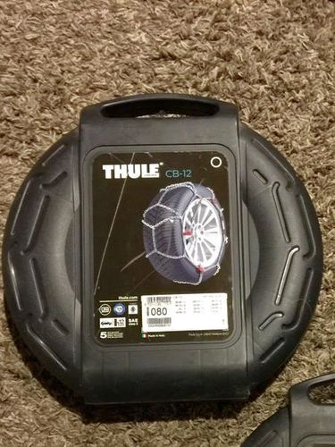 Thule car chains new unused for sale in Bountiful , UT
