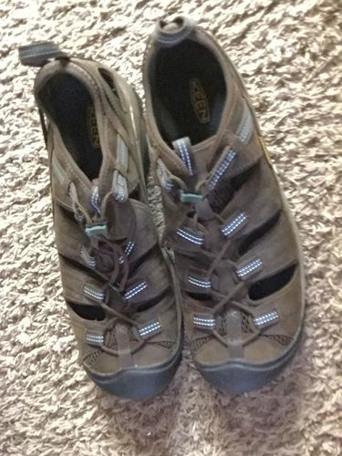 Keen arroyo  size 13 leather sandal excellent for sale in Bountiful , UT