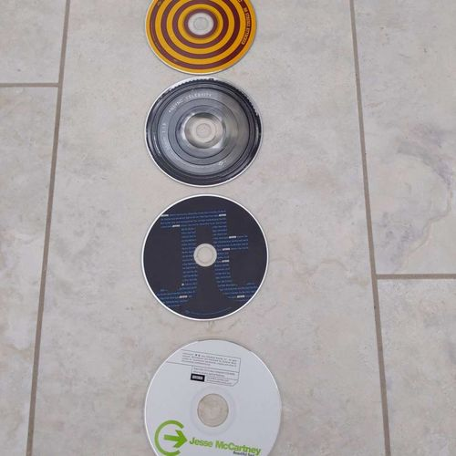 NSYNC, Justin Timberlake, and Jesse McCartney CD'S for sale in Lehi , UT