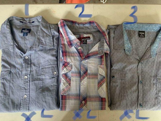 Men's Button Down The Front Short Sleeve for sale in Springville , UT