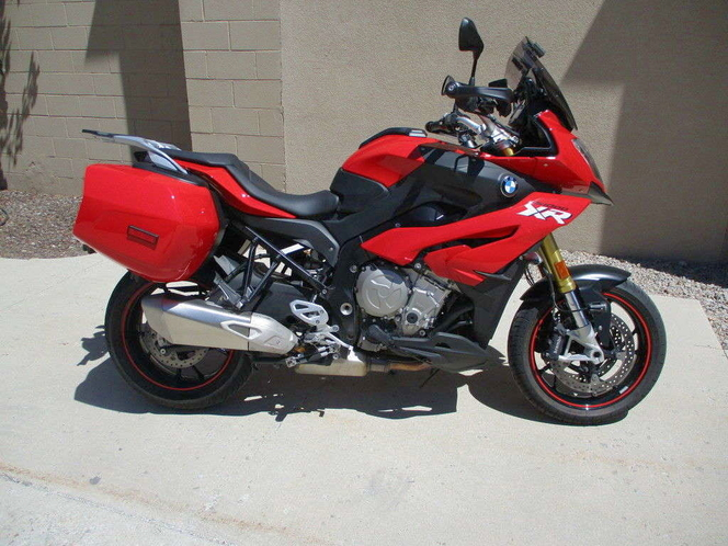2018 BMW S 1000 XR Racing Red Premium for sale in Sandy , UT