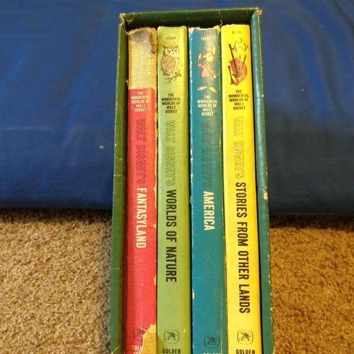 The Wonderful World Of Walt Disney book set for sale in Sandy , UT