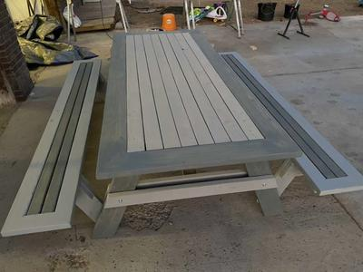 Picnic Table 3.0