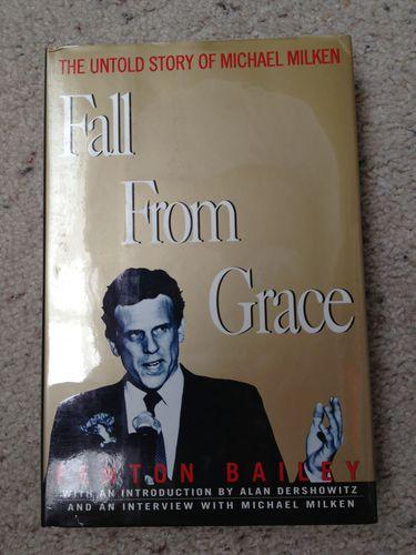 Fall From Grace: The Untold Story Of Michael Milken for sale in Salt Lake City , UT