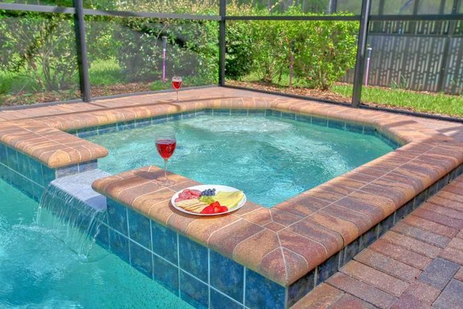 9 Bed/6 Bath w/ Private Pool in Orlando. Sleeps 19 for rent in North Salt Lake , UT