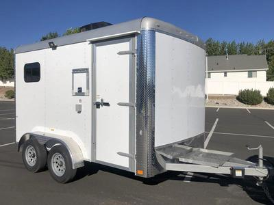 2020 fiber optic splicing trailer 7x12 new!