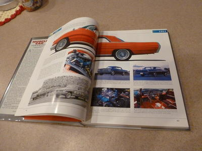 Muscle Car Chronicle Book