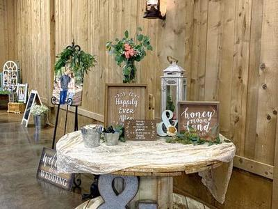 Wedding Rentals, Wood Spool Tables, Rustic, Boho,