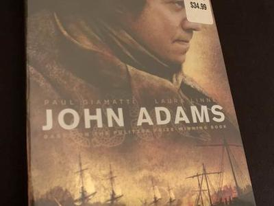 John Adams New Sealed Entire 7-Part Miniseries