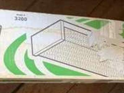 Fluorescent Light Fixture Still New In Box