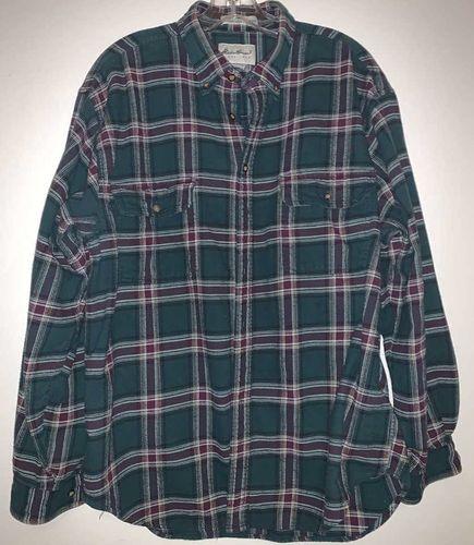 Eddie Bauer Bambridge Heavy Thick & Soft Flannel for sale in Salt Lake City , UT