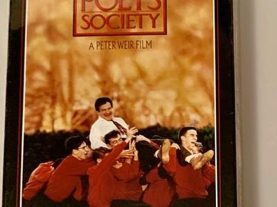 Dead Poets Society VHS New Never Opened Sealed