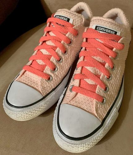 Converse All Star Pink Womens Size 7 for sale in Salt Lake City , UT