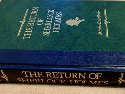 The Return Of Sherlock Holmes Readers Digest