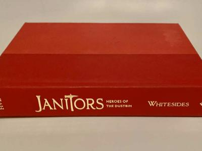Janitors -Heroes Of The Dustbin Book 5 Hardcover