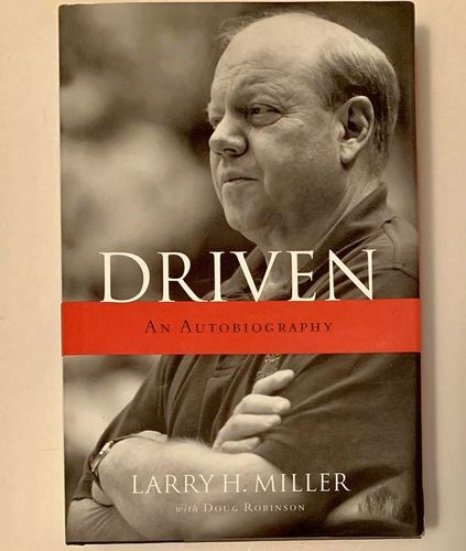 Driven Autobiography Of Larry H Miller Hardcover for sale in Salt Lake City , UT