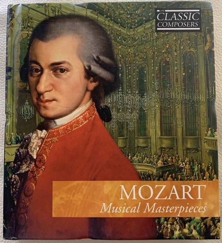 Mozart Musical Masterpieces Classic Composers CD for sale in Salt Lake City , UT
