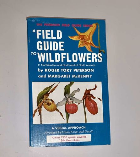 A Field Guide To Wildflowers By Peterson & McKenny for sale in Salt Lake City , UT
