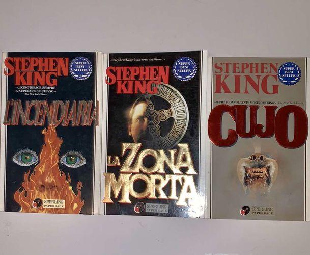 3 Stephen King Books In Spanish (En Espanol) for sale in Salt Lake City , UT