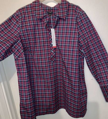 NWT Talbots 2XL Pop-Over Long Sleeve Top for sale in Salt Lake City , UT