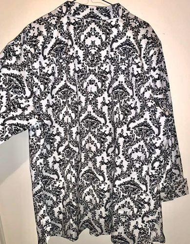 NWOT Talbots Plus Sz 22 Pop-Over Blouse Shirt Top for sale in Salt Lake City , UT