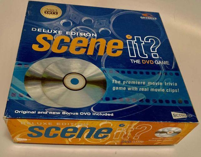 Scene It? Movie Trivia W Bonus Disc Board Game for sale in Salt Lake City , UT