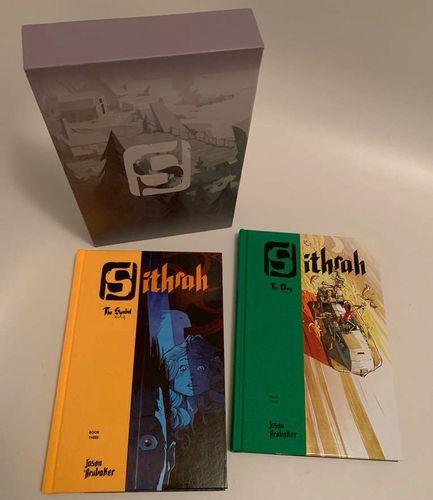 SITHRAH By Jason Brubaker Box Set Books 3 & 4 for sale in Salt Lake City , UT