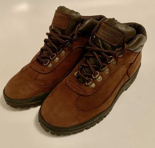 Women's 8 1/2 Bass Hikers Boots Leather Upper for sale in Salt Lake City , UT