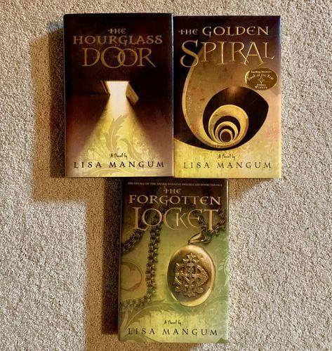 The Hourglass Door Complete Series By Lisa Mangum for sale in Salt Lake City , UT