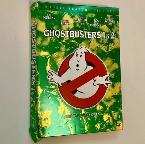 Two DVD Box Set Ghost Busters & Ghost Busters2 for sale in Salt Lake City , UT
