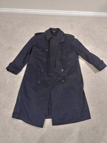 Men's Michael Kors Black Trench Coat for sale in Sandy , UT