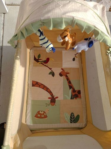 Pack And Play With Extra Mattress And Sheet Included for sale in Stansbury Park , UT