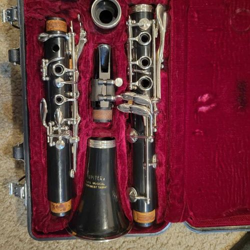 Jupiter clarinet with warranty for sale in Provo , UT