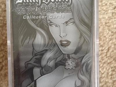 Lady Death Dark Alliance Trading Card Set