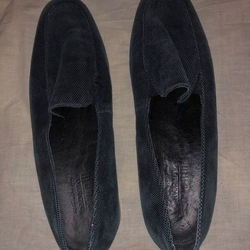 Munro Moccasin - Size 8 1/2 M Navy Blue for sale in Orem , UT