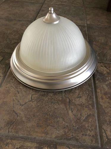Flush Mount Ceiling Light - 2 Bulb  for sale in Orem , UT