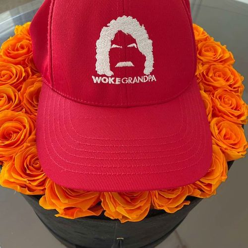Woke Grandpa Adjustable Hat for sale in Orem , UT