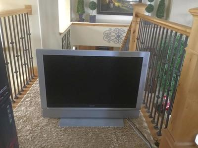 "37"" MAGNAVOX TV-WORKS GREAT-CASH/VENMO ONLY"