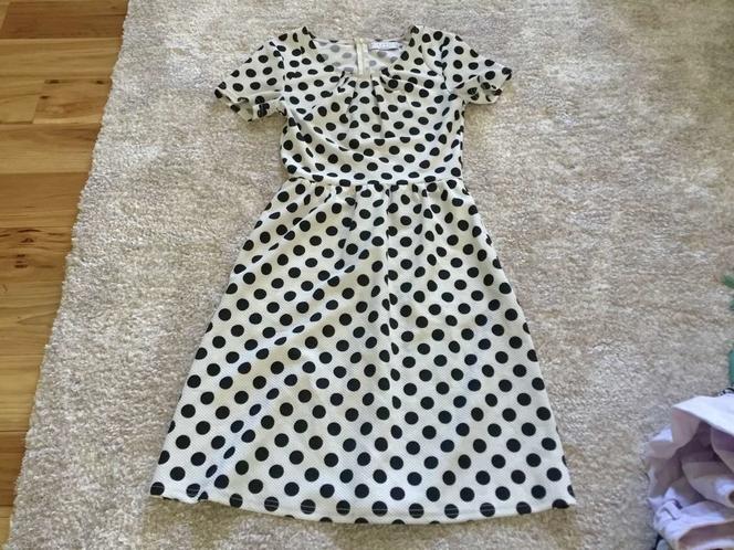 MIKAROSE POLKA DOT DRESS-SIZE XS for sale in Herriman , UT